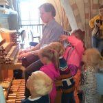 Детские органные концерты