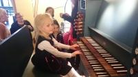 Интерактивный детский органный концерт
