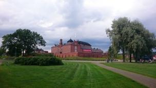 Крепость в Хямеенлинна