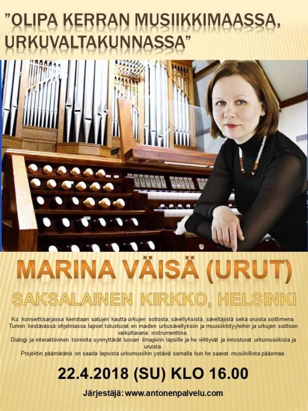 MarinaVaisa_SaksalainenKirkko_Helsinki22.4.2018