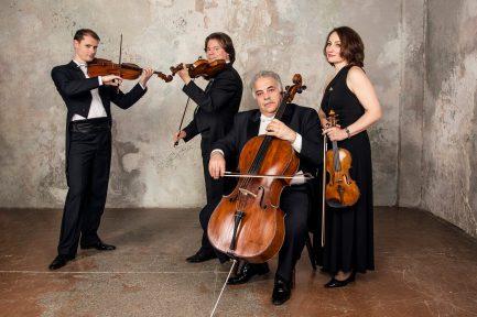 Mikhailovsky quartet