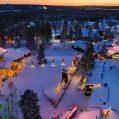 Joulupukki_Santa Claus_Rovaniemi_AntonenPalvelu