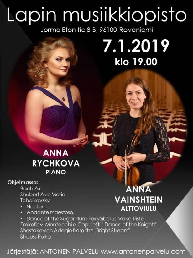 Концерт_АнныРычковой и АнныВайнштейн__7.1.2019